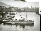 SHIP  WARSHIP  MARINA MILITARE NAVE SCUOLA REDENZIONE GARAVENTA GENOVA PONTE PARODI VB1965   DS14441 - Warships