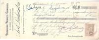 Mandat  27/10/190?  -  AGEN  -  A.  LACHAUDRU   Droguerie, Produits Chimiques  -  Denrées  Coloniales  -  LEGAL,  DUMAS - Lettres De Change