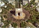 PARIS 75 - L´Arc De Triomphe Et La Place De L´Etoile- E.K.M. 5606 - S-2 * - Notre Dame De Paris