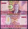 TURKMENISTAN : 100 Manat - UNC - Turkmenistan