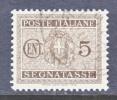 Italy  J 28  (o)   1934 Issue - 1878-00 Umberto I