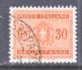 Italy  J 32  (o)   1934 Issue - 1878-00 Umberto I