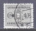 Italy  J 33  (o)   1934 Issue - 1878-00 Umberto I