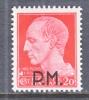 Italy PM  M 4   * - 1900-44 Vittorio Emanuele III