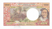 Polynésie Française / Tahiti - 1000 FCFP / D.048 / 2012 / Signatures Barroux-Noyer-Besse - Neuf / Jamais Circulé - Papeete (Polynésie Française 1914-1985)