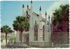 Etats Unis South Carolina  Charleston  The Huguenot (French Protestant) Church  Non Circulé BE - Charleston