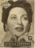 """AMOR FILM  N° 101  - 1956 """" LA BELLE ESPIONNE """" Yvonne DE CARLO / Rock HUDSON - Dos: MARJORIE HELLEN - Cinema"""
