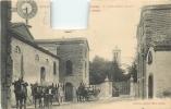 66 CANOHES CHATEAU SAINTE LUCIE LA FERME CARTE AMPUTEE BETEMENT DE SON TIMBRE - Autres Communes