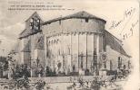 Saint Quentin De Baron Près De LIBOURNE Abside Romane - Précurseur Timbrée TTB - France