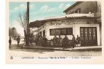 """LAPEROUSE -RESTAURANT """" BAR De La FLOTTE """"  GADEA Propriétaire - Cpsm Edit Photos-Africaines -Alger - Algerien"""