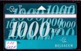 Télécarte Belge D28 - 642K - 105 Unités - Carte Standard - Cote : 1,00 € - Belgique