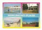 Cp, 62, Merlimont, Multi-Vues, Voyagée 2003 - Autres Communes