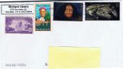 US 1941 1978 2007 Mi 499 1328 4213-14 Star Wars (Brief) - Stati Uniti