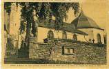 Ouren - L'Eglise De Style Gothique .... - 1954 ( Voir Verso ) - Burg-Reuland