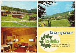 BLAIMONT-multivues-LES ETOILES-camping - Hastière