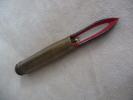 20 Mm Flak  Perforante  En Coupe - Armes Neutralisées