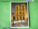 160 )paris  : Facade Et Tours (69 M )  Notre Dame   (+ De 250 Cp à Voir ) Petit Etat - Notre-Dame De Paris