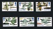 GUERNSEY  80 JAAR  ROYAL AIR FORCE ( R.A.F. )   1998  ** - Avions