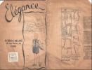 """Patron De Luxe ELEGANCE """"Gilet Et Culotte Courte Pour Garçon De 6 à 8 Ans  (766)_L43 - Patterns"""