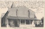 MARANS  église Saint Etienne Timbré  - Précurseur Excellent état - Autres Communes