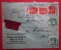 Brief Deutsches Reich Express Berlin Nach Lübbenau Gelaufen 1928.. - Germany