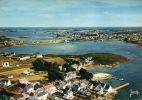 N°19070 -cpsm Le Golf Du Morbihan Pont Lorois -Saint Cado- - France