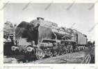 FERROVIAIRE / TRAIN / SNCF / Image : Locomotive à Vapeur 240 P Transformée à Tours En 1939 42 Dépot De Paris Bercy - Andere