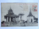 PNOM PENH - La Pagode Royale Et La Statue Du Roi NORODOM - Cambodge