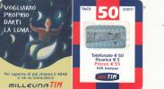 ITALY - TIM Prepaid Card 55 Euro, Exp.date 01/05, Used - Italië