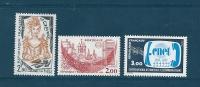 France  Timbres  De 1984   N°2315 A 2317 Neuf  ** Vendu A La Faciale - Unused Stamps