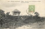 SOUDAN CHEMIN DE FER DE KAYES AU NIGER LAZARET DE KALE COLLECTION FORTIER N°438 - Sudan