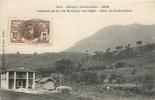 GUINEE CHEMIN DE FER DE KONAKRY AU NIGER GARE DU KAKOULIMA COLLECTION FORTIER N°204 - Guinée Française