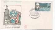 MONACO - Premier Jour - FDC - 1980 - 75ème Anniversaire Du Rotary International - FDC