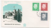 MONACO - Premier Jour - FDC - 1980 - Principauté De Monaco - FDC