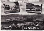 PIEMONTE -  Cuneo-Neive Saluti - Vedute - Cuneo
