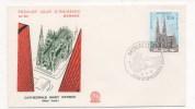 MONACO - Premier Jour - FDC - 1979 - Cathédrale Saint Patrick (New York) - FDC
