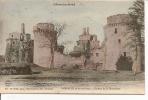 LAMBALLE: Chateau De La Hunaudaye - Lamballe
