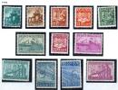 N° 761-772 XX - 1948 - Unused Stamps