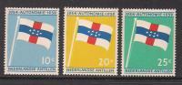 NEDERLANDSE ANTILLEN 1950 Unused Mint Never Hinged  Stamp(s)  Antillian Flag Nrs. 304-306 - Curacao, Netherlands Antilles, Aruba