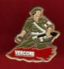 21642-pin's Militaire.Vercors..armée. - Army