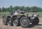 Blindé De Reconnaissance Panhard Canon De 90 Mn   1951 - Materiale