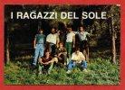 * Carte Publicitaire-I RAGAZZI DEL SOLE Presentano Due Successi Discografici... - Italia