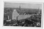 WIEN  Panorama Mit Hochhaus - Wien