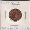 C3 Bosnia And Herzegovina  10 Feninga 2004. UNC NEUF - Bosnia Erzegovina