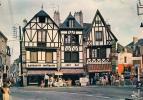 56 - Auray : Les Maisons à Colombage - Patisserie-Confiserie - Café - Bar - Maison De La Presse - Tabac - CPM Ecrite - Auray