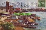 FILIPPINES MANILA SUSPENSION BRIDGE ** RAPHAEL TUCK - Philippines