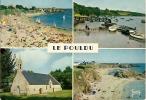 LE POULDU-GRANDS SABLES-PORT-CHAPELLE N.D. DE LA PAIX-PLAGE DU KEROU - Le Pouldu