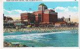 Shore View From Central Pier Atlantic City  N.J  1932 - Atlantic City