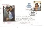 Lettre     Equateur  2002 (371) Pour Les Réfugiés - Ecuador