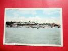 Quebec > Levis    Harbor Scene   Vintage Wb     --==  Ref 494 - Levis